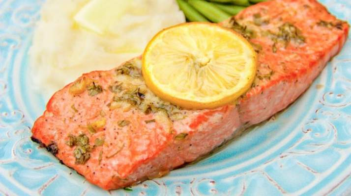 Рецепт красиво оформленного салата