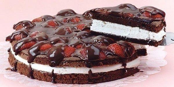 Очень быстрый и лёгкий торт