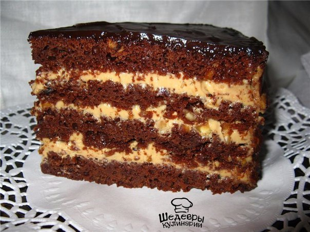 рецепт торт яйцо сметана мука сахар