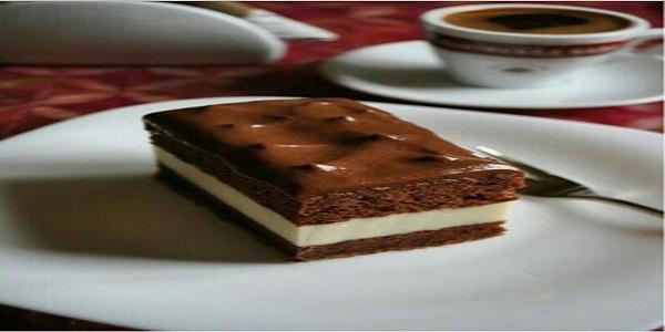 Торты из шоколадных трубочек фото 10